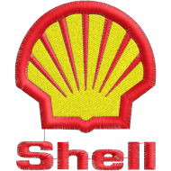 Matriz de Bordado Marca Shell