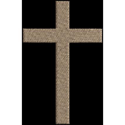 Matriz de Bordado Cruz 2