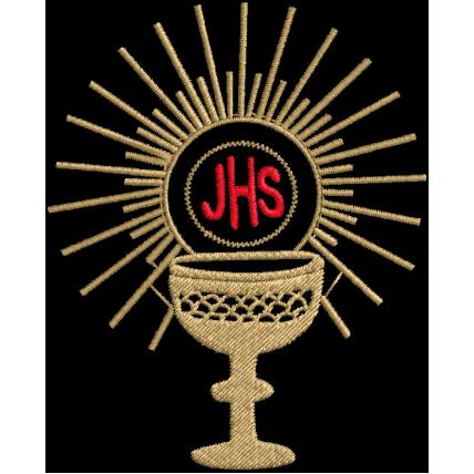 Matriz de Bordado Eucaristia 3