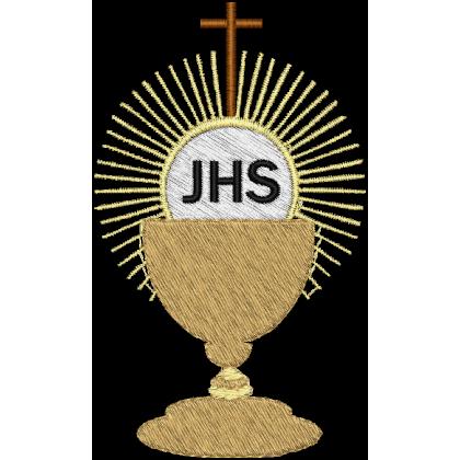 Matriz de Bordado Eucaristia 2