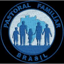 Matriz de Bordado Pastoral Familiar