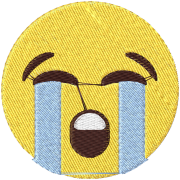 Matriz de Bordado Emoticons 10
