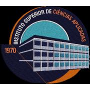 Matriz de Bordado Logo Faculdade Isca