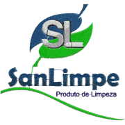 Matriz de Bordado Logo Samlimp