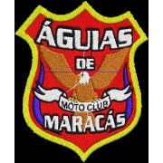 Matriz de Bordado logo  Moto Clube Maracas
