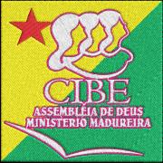 Matriz de Bordado Logo Assembleia de Deus CIBE