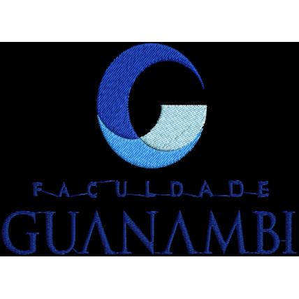 Matriz de Bordado Logo Faculdade Guananbi