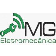 Matriz de Bordado logo MG Eletromecânica