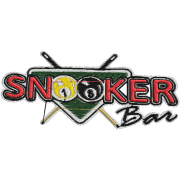 Matriz de Bordado Logo snooker bar