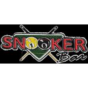 Matriz de Bordado Logo snooker bar