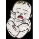 Matriz de Bordado Bebê 6