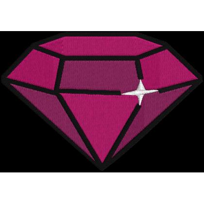 Matriz de Bordado Diamante