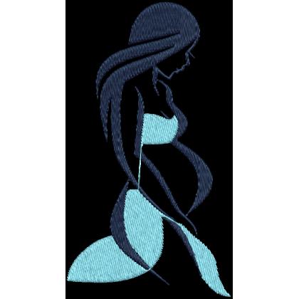Matriz de Bordado Gravida  1