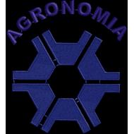 Matriz de Bordado Símbolo de Agronomia