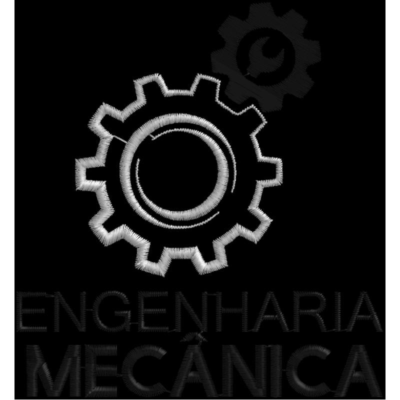 Preferência de Bordado Simbolo de Engenharia Mecânica VV35