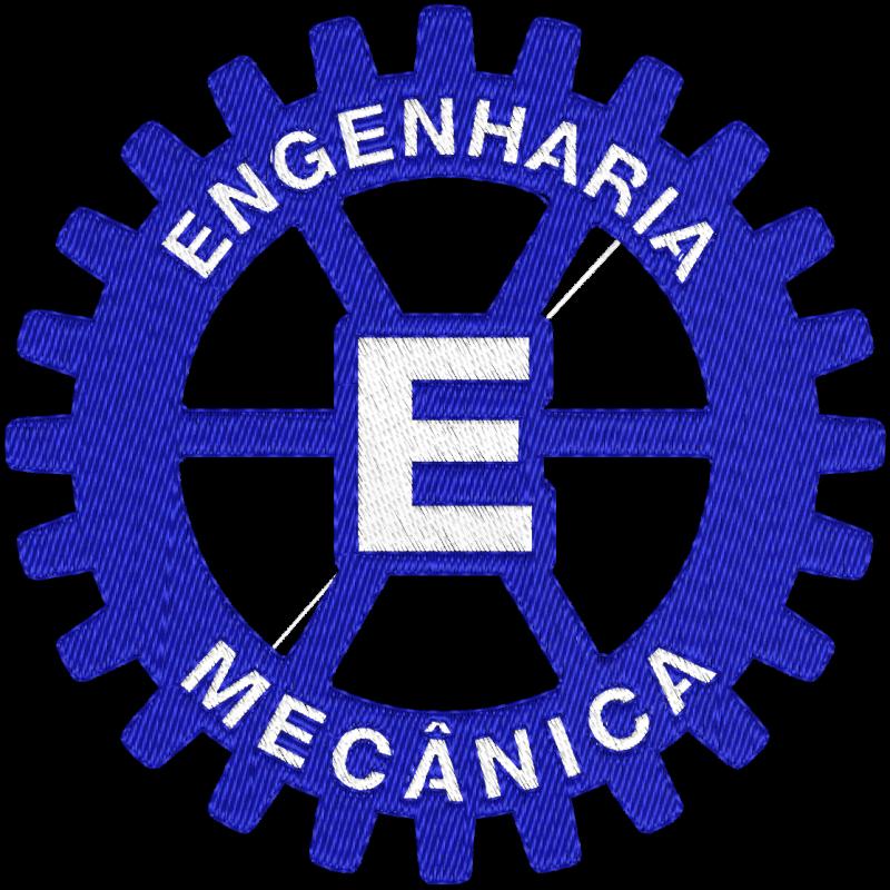 Famosos Matriz de Bordado Simbolo Engenharia Mecânica ZS89