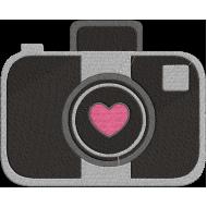 Matriz de Bordado Maquina Fotográfica