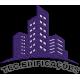 Matriz de Bordado Simbolo de Técnico de Edificações