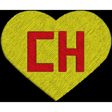 Matriz de Bordado Símbolo Chapolin