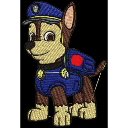 Matriz de Bordado Chase Patrulha Canina