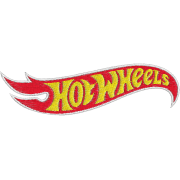 Matriz de Bordado Logotipo Hotwheels