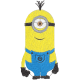 Matriz de Bordado Minions Tim