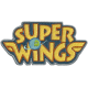 Matriz de Bordado Super Wings Logo