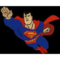 Matriz de Bordado Superman