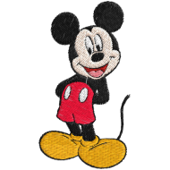 Matriz de Bordado Mickey