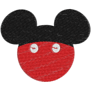 Matriz de Bordado Mickey 2
