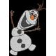 Matriz de Bordado Olaf Frozen Disney