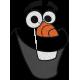 Matriz de Bordado Sorriso Olaf