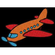 Matriz de Bordado Avião 02