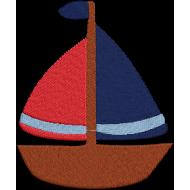 Matriz de Bordado Barco 5
