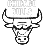 Embroidery Matrix To Apply Chicago Bulls