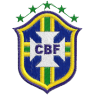 Matriz de Bordado Escudo CBF