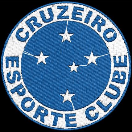 Matriz de Bordado Escudo Cruzeiro Esporte Clube