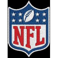 Matriz de Bordado Time NFL