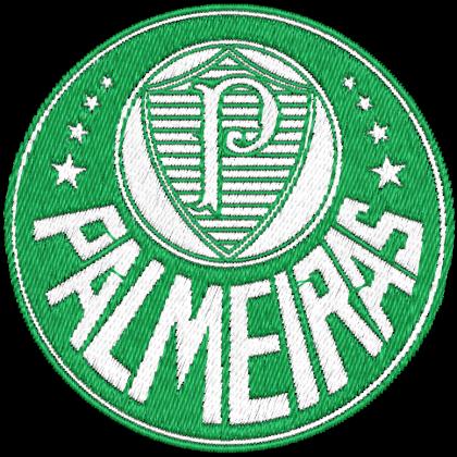 Matriz de Bordado Escudo Sociedade Esportiva Palmeiras