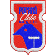 Matriz de Bordado Escudo Parana Club