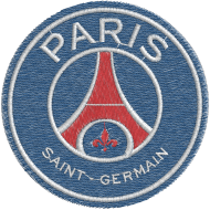 Matriz de Bordado PSG Paris Saint Germain