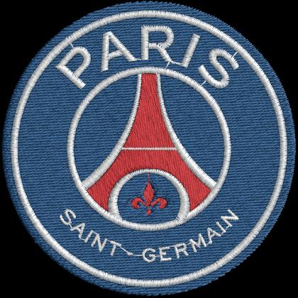 Matriz de Bordado PSG Paris Saint Germain