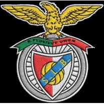Matriz de Bordado Escudo Sport Lisboa e Benfica